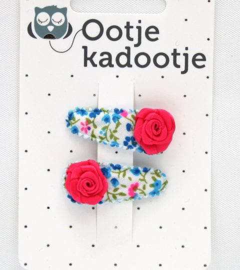 BABYHAARCLIPJE ALL-OVER OK 3046