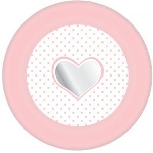 STER/HART OK 0206 Bordjes Roze