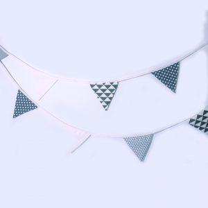 Vlaggenlijn STOF MINI OK 8314